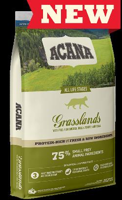 Acana Cat Grasslands New Formula