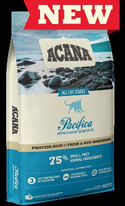 Acana Cat Pacifica New Formula