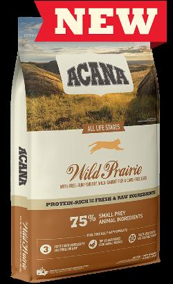 Acana Cat Wild Prairie New Formula