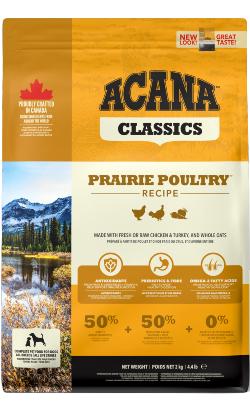 Acana Classics Dog Prairie Poultry