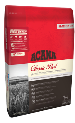 Acana Classics Dog Red