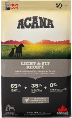 Acana Heritage Dog Light & Fit