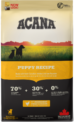 Acana Heritage Puppy Recipe