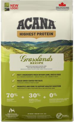 Acana Regionals Dog Grasslands