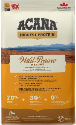 Acana Regionals Dog Wild Prairie