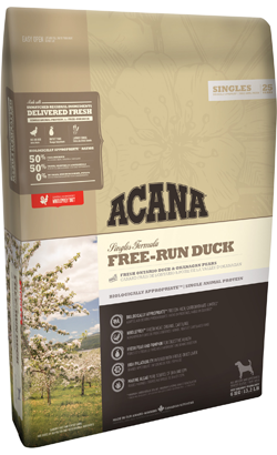 Acana Singles Dog Free-Run Duck