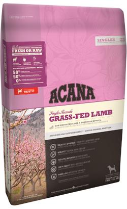 Acana Singles Dog Grass-fed Lamb