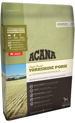 Acana Singles Dog Yorkshire Pork