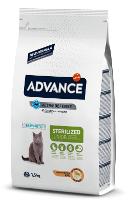 Advance Cat Young Sterilised | Chicken & Rice