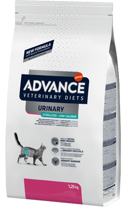 Advance Vet Cat Urinary Sterilized Low Calorie