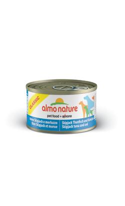 Almo Nature Dog Classic Tuna Skipjack and Cod | Wet (Lata)