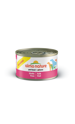 Almo Nature Dog Classic Veal  | Wet (Lata)