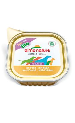 Almo Nature Dog DailyMenu Bio with Chicken | Wet (Terrina)