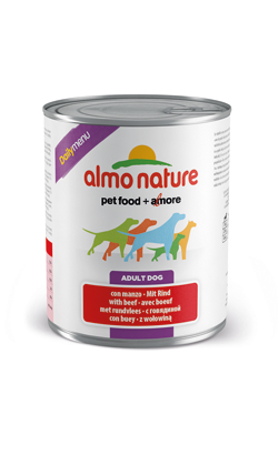 Almo Nature Dog DailyMenu with Beef | Wet (Lata)
