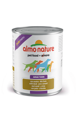 Almo Nature Dog DailyMenu with Duck | Wet (Lata)