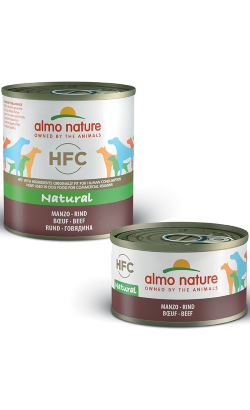 Almo Nature Dog Natural Beef | Wet (Lata)