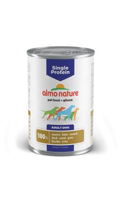 Almo Nature Dog Single Protein 100% Duck | Wet (Lata)