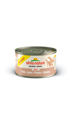 Almo Nature Puppy Classic Chicken | Wet (Lata)