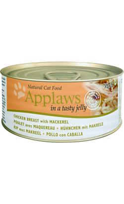 Applaws Cat Chicken & Mackerel in Jely | Wet (Lata)