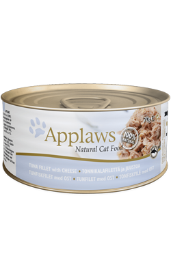 Applaws Cat Tuna Fillet & Cheese | Wet (Lata)