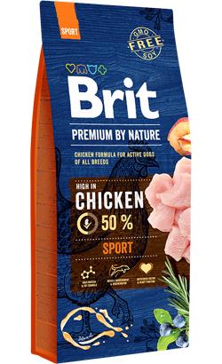 Brit Blue Nature Sport