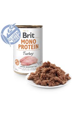 Brit Care Dog Mono Protein Turkey | Wet (Lata)