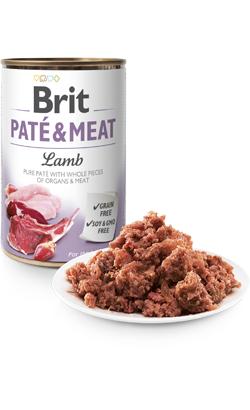 Brit Care Dog Paté & Meat Lamb | Wet (Lata)