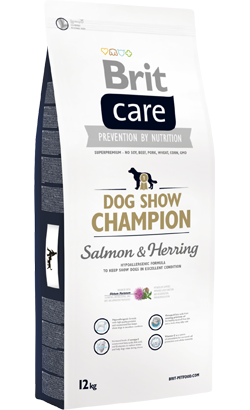 Brit Care Dog Show Champion Adult All Breeds | Salmon & Herring