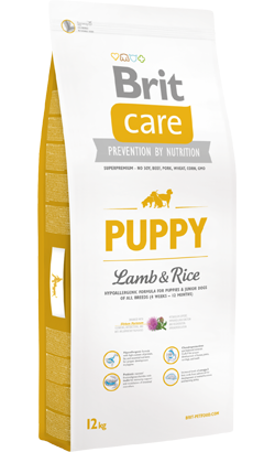 Brit Care Puppy All Breed | Lamb & Rice