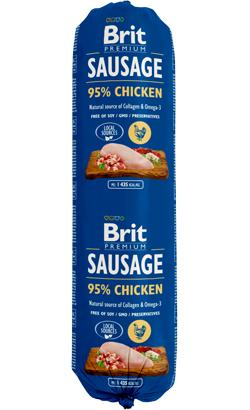 Brit Sausage Dog Chicken