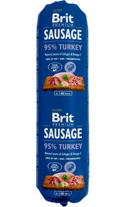Brit Sausage Dog Turkey