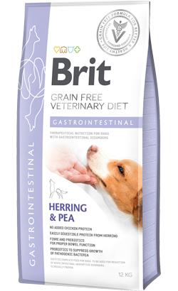 Brit Veterinary Diet Dog Gastrointestinal Grain-Free Herring & Pea