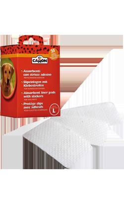 Camon Pensos Higienicos Cães | 25 Unidades