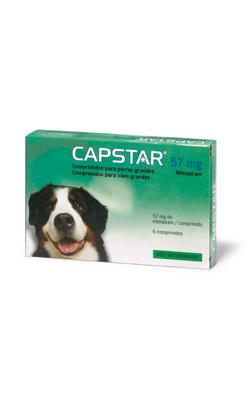Capstar 57 mg ( + 11Kg )