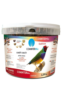Cominter Mix Exoticos