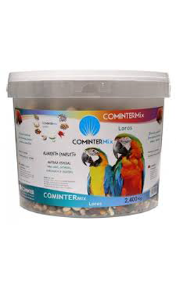 Cominter Mix Papagaios