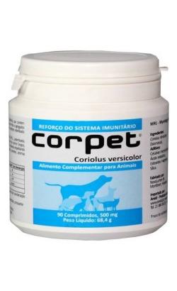 Corpet Coriolus Versicolor