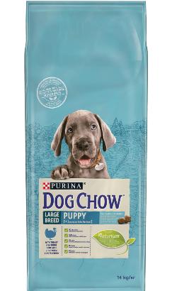 Dog Chow Puppy Large Breed | Turkey