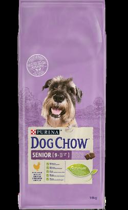 Dog Chow Senior | Chicken