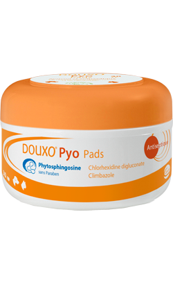Douxo Pyo Pads (Discos de Limpeza)
