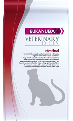 Eukanuba Cat Veterinary Diets Intestinal