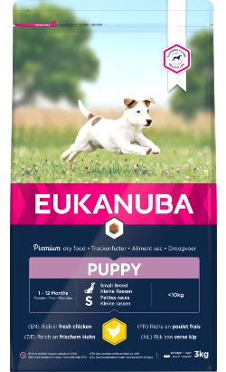 Eukanuba Puppy Small Breed | Chicken