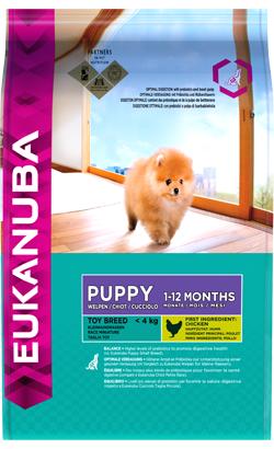 Eukanuba Puppy Toy Breed   Chicken