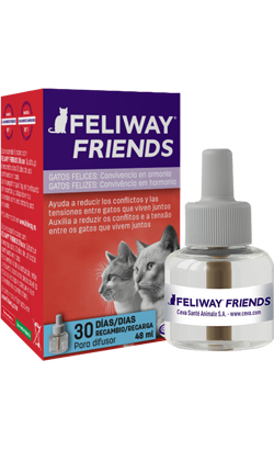 Feliway Friends Recarga 48 ml