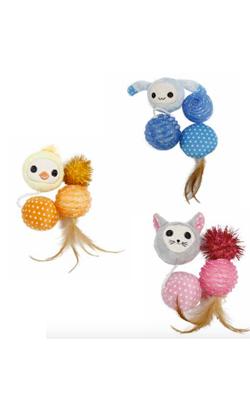 Ferribiella Cute Catnip Toy for Cat