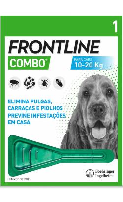 Frontline Combo Cão 10-20 Kg Monopipeta