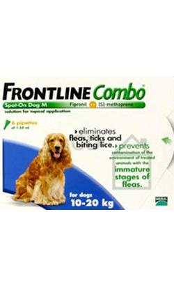 Frontline Combo Cão 10-20 Kg