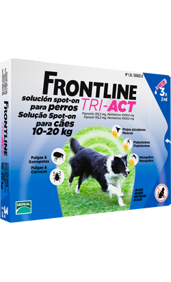 Frontline Dog Tri-Act 10-20 kg