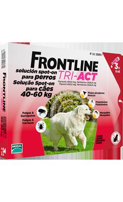 Frontline Dog Tri-Act 40-60 kg