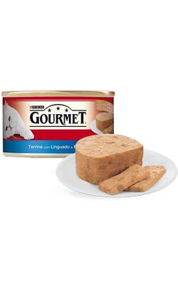 Gourmet Red Terrine com Linguado e Pescada